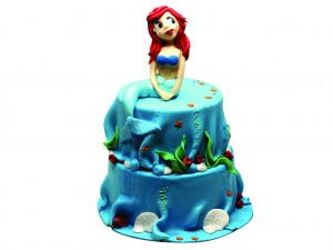 ariel-the-little-mermaid-cake-london